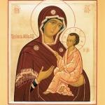 Тихвинской иконы Божией Матери (1383)